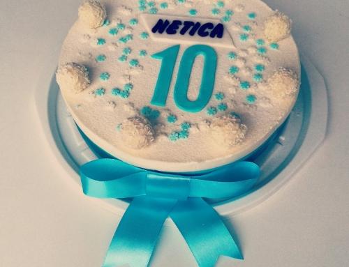Netica je praznovala 10. obletnico